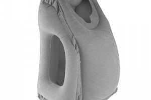 Cestovní nafukovací polštář pro pohodlné cestování...