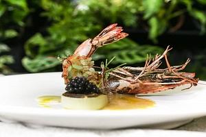 Exkluzivní gastronomický zážitek: Degustační menu o 6 chodech...