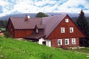 3–5denní pobyt v horské Chalupě Strážné 231 pro 2 + 2 děti do 10 let v Krkonoších...