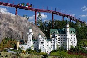 1denní prázdninový nebo sváteční zájezd pro 1 do německého LEGOLANDU...