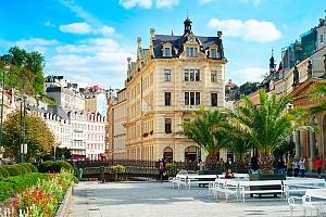 Slavné Karlovy Vary relaxačně ve 4* hotelu s neomezeným wellness, polopenzí a balíčky zajímavých…...