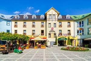 Krkonoše: relaxační pobyt v Hotelu Gendorf *** s polopenzí, wellness a fitness...