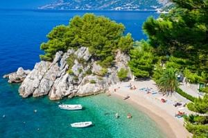 Chorvatsko, Makarská riviéra: 8 dní pro 4 osoby...