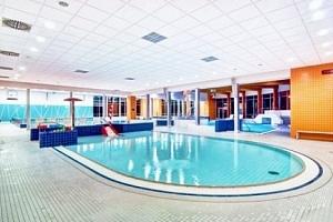 3–6denní wellness pobyt s polopenzí pro 1 či 2 + 1 dítě v hotelu Slezan v Jeseníkách...