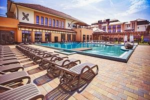 Maďarské lázně Bük v luxusním 4* hotelu s neomezeným wellness, fitness a polopenzí...