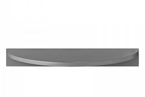 Dřevěná polička Half Moon Cool Grey (kód PODZIM2019 na -20 %)...