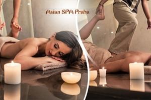 Thajská párová masáž u metra Anděl...