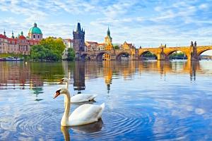 Praha: luxus v Hotelu Relax Inn **** u centra s prvotřídním wellness a snídaní...