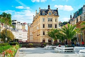 Exkluzivní Karlovy Vary ve 4* hotelu s neomezeným wellness, polopenzí a balíčky lákavých procedur...