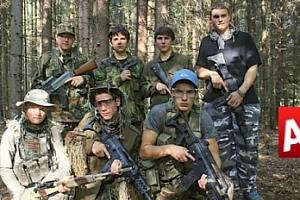 Airsoftový tábor na Vysočině na 9 či 10 dní pro děti 8-18 let...