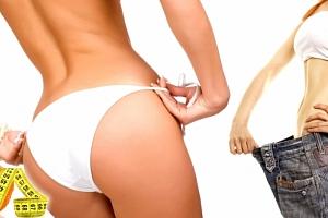 Hubnoucí balíček - ultrazvuková liposukce 30 min. + 35 min. lymfodrenáž....