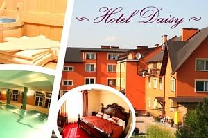 Pobyt v zámeckém hotelu Daisy Superior *** v Krakově, snídaně, sauna, bazén neomezeně, slevy....