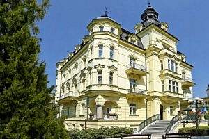 3–7denní lázeňský pobyt s polopenzí a procedurami v hotelu Mignon**** v Karlových Varech...