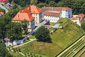Vstupenka na zámek Kunštát...