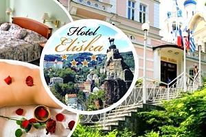 Exkluzivní letní pobyt pro dva v Karlových Varech. Platnost poukazu i v době konání MFF....
