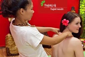 60min. masáž od rodilých Thajek + 10 min. Garra Rufa v Thajsém Ráji...