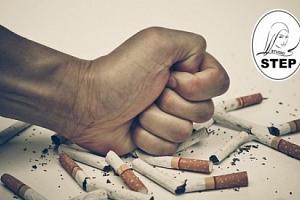 45minutová odvykací kúra proti kouření pomocí biorezonance ve studiu Step v Praze...