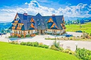 Polské Tatry v oceněném hotelu Redyk Ski&Relax *** s wellness a polopenzí...