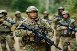 Základní vojenský výcvik...