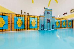 Piešťany v Hotelu Panoráma ***+ s polopenzí a vstupem do bazénu či zrkadliska...
