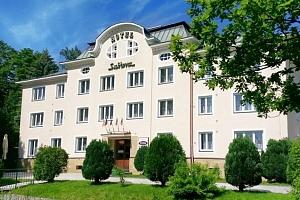 Letní wellness pobyt s polopenzí v hotelu Subterra*** v Krušných horách...