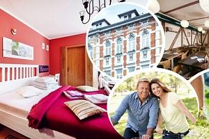 Týdenní pobyt pro 2 osoby v hotelu Clochard *** s bohatou polopenzí a s množstvím zábavy v ceně....