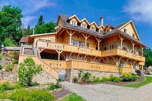 Beskydy: Romantika v horském penzionu Hlušec s polopenzí a vinným sklípkem...