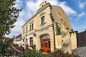 3–5denní pobyt pro 2 s polopenzí v hotelu U Zeleného stromu***+ na Plzeňsku...