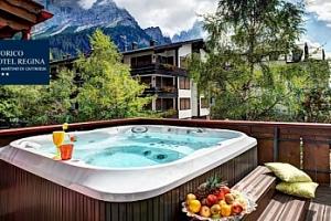 Dolomity - San Martino**** na 6 dní pro dva s wellness...