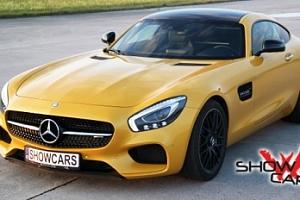 Jízda v Mercedes Benz AMG GTS vs. Ferrari, Lamborghini, McLaren...