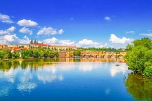 Praha: Pobyt přímo v centru města v luxusním Hotelu White Lion **** se snídaní...