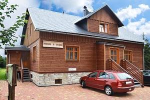 3 nebo 4denní pobyt pro 2–4 osoby v apartmánech Rejvízského penzionu u Mlýna v Jeseníkách...