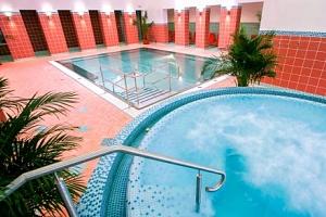 Turčianské Teplice: Hotel Rezident *** s aquaparkem + dítě do 15 let zdarma...
