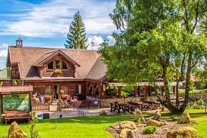 Boží dar: Horské středisko PAM u ski areálů s polopenzí + až 3 děti zdarma...