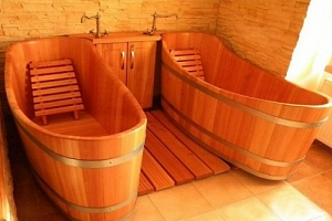 3 až 5denní wellness pobyt se sektem a polopenzí pro 2 v penzionu U Marka v Jeseníkách...