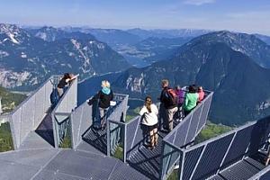 1denní výlet do Rakouska - jeskyně, jezera a vyhlídky...