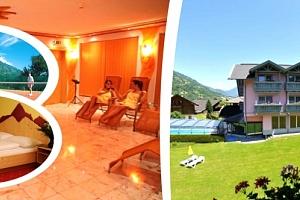 Wellness s polopenzí pro dva v hotelu Margarethenbad **** v nádherné alpské přírodě....