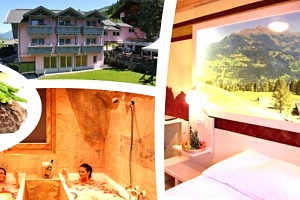 Pobyt v Rakousku s polopenzí a wellness pro 2 osoby v nádherné alpské přírodě....