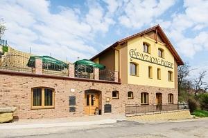 2–6denní vinařský pobyt se snídaněmi a degustací vín pro 2 v penzionu Sklep na Moravě...