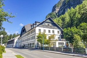 Horní Taury: Landhotel Postgut *** v ráji turistiky s polopenzí a wellness...
