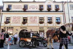 3–6denní pobyt pro 2 se snídaní a slevami v luxusním hotelu Panský dům**** na Vysočině...