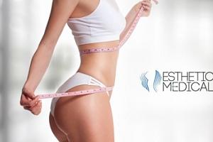 Beauty relaxační balíčky pro ženy v Esthetic Medical Clinic...