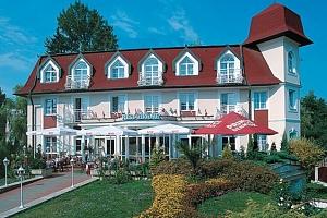 3 až 6denní wellness pobyt pro 2 s polopenzí v hotelu Ferdinand*** v Mariánských Lázních...