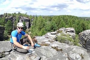 Celodenní lezecký kurz...