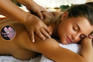 60min. tradiční thajská nebo relaxační olejová masáž...