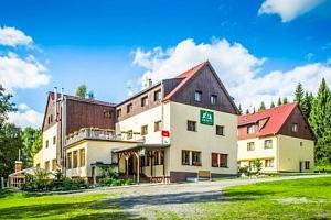 Jizerské hory: Amantis Vital Sport Hotel *** pro rodiny s polopenzí a wellness...