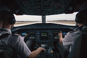 Pilotem na zkoušku: Vzhůru do oblak...