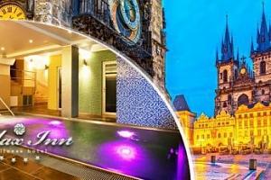 Pobyt**** v Praze na 2-3 dny pro 2 osoby se snídaněmi a wellness...
