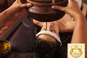 Léčebná Áyurvédsko-indická masáž či fíková masáž v Ostravě...