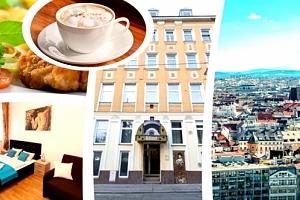 Pobyt pro dva se snídaní ve Vídni. V těsné blízkosti centra a jen kousíček od paláce Schönbrunn....